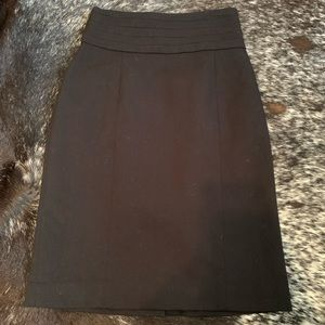H&M pencil skirt, like new, size 2